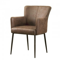 Lot 2 fauteuils design Ibis