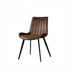 Lot 2 chaises design Elyas
