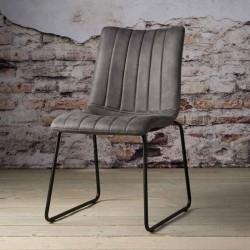 Lot 2 chaises design Bunos