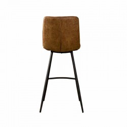 Lot 2 tabourets de bar design Nava