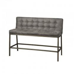 Banc design pour table haute Visca 130 cm