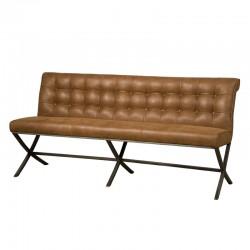 Banc design pour table haute Barca 185 cm