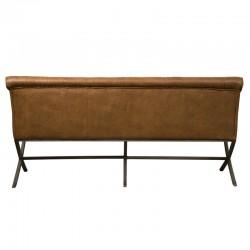 Banc design pour table haute Barca 155 cm