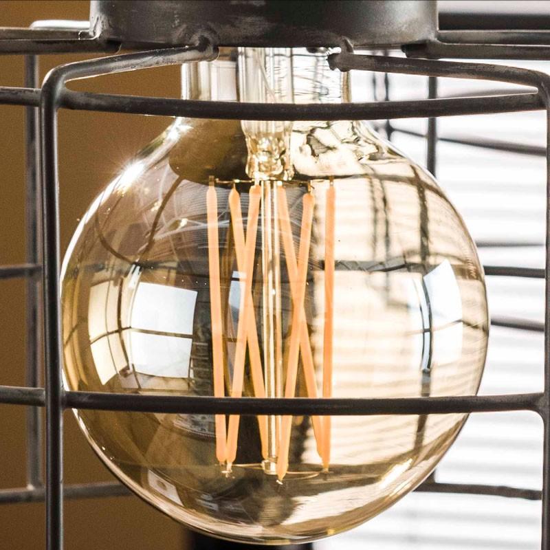 Ampoule LED à filament globe Ø9,5