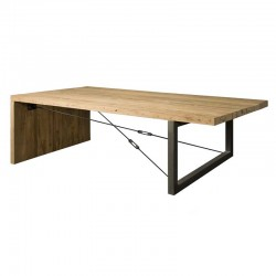 Table basse teck 135 Luka