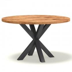 Table à manger ronde en...