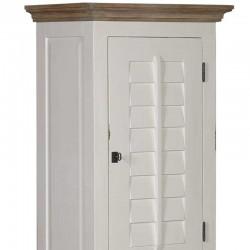 Armoire 2 portes en pin 200 Palerme